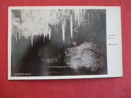 Bermuda RPPC  Crystal Cave   Ref 2861 - Bermuda