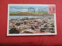 Cuba Santiago City   Stamp & Cancel Ref 2861 - Cuba