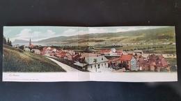 Le Sentier - Carte Double - VD Vaud