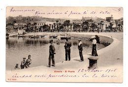 ESPAGNE . ALMERÍA . EL PUERTO - Réf. N°7510 - - Almería