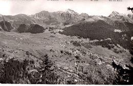 Vue Prise De St. Christophe Sur Pathiers, Verbier Et Médierès - VS Valais