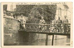 CPA PHOTO - ( Sans Titre ) - Guerra 1914-18
