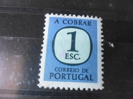 TIMBRE Du PORTUGAL   YVERT N°76** - Port Dû (Taxe)