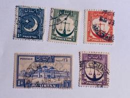 PAKISTAN 1948-57   LOT# 2 - Pakistan