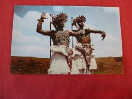 Sri Lanka (Ceylon) Kandyan Dancers    Ref 2861 - Sri Lanka (Ceylon)