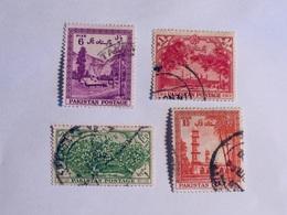 PAKISTAN 1954   LOT# 4 - Pakistan