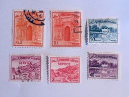 PAKISTAN 1961-78   LOT# 7 - Pakistan