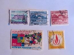 PAKISTAN 1963-81   LOT# 8 - Pakistan