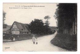 CPA   76   TORCY-LE-PETIT-TORCY-LE-GRAND----ROUTE NATIONALE N° 15 DE DIEPPE A PARIS - Sonstige Gemeinden