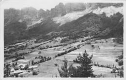 SAINT ANDEOL:entre Le Mont Aiguille Et La Moucherolle - France