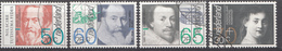 Pays-Bas 1983  Mi.nr: 1228-1231 Sommermarken  Oblitérés / Used / Gestempeld - 1980-... (Beatrix)