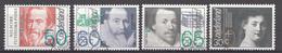 Pays-Bas 1983  Mi.nr: 1228-1231 Sommermarken  Oblitérés / Used / Gestempeld - Periode 1980-... (Beatrix)