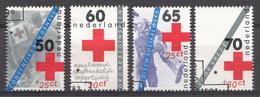 Pays-Bas 1983  Mi.nr: 1236-1239 Rotes Kreuz  Oblitérés / Used / Gestempeld - 1980-... (Beatrix)