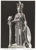 GRECIA - GREECE - GRECE - GRIECHENLAND - Athens - Musée Archéol. The Varvakeion Athena - Not Sent - Grecia