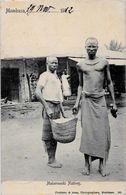CPA Kenya Ethnic Type Mombasa Circulé - Kenia