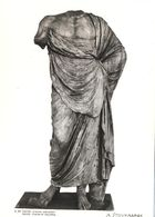 GRECIA - GREECE - GRECE - GRIECHENLAND - Eleusis - Statue Of Asclepius - Not Sent - Grecia