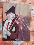 Soviet Circus. CLOWN KARANDASH . USSR PC. 1960s. RARE!!! - Cirque