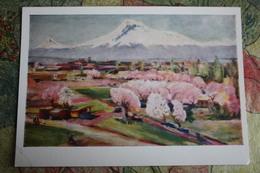 ARMENIA  - Old Postcard - ARARAT MOUNTAIN 1959 - Armenia