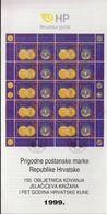 Croatia 1999 / Jelacic Kreutzer - Croatian Kuna / Prospectus, Leaflet, Brochure - Croatie