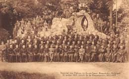 BRUGELETTE - Noviciat De Prêtres Du Sacré-Coeur - 30 Juillet 1927 - Jubilé De La Congrégation 1877-1927 - Brugelette