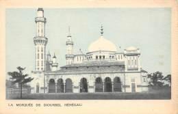 SENEGAL - La Mosquée De Diourbel - Sénégal