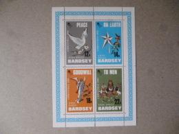 BARDSEY ISLANDS - Stamps