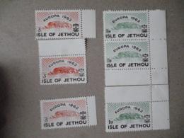 ISLE OF JETHOU - Stamps