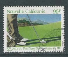 Nieuw-Caledonië, Yv 699 Jaar 1995,  Gestempeld, Zie Scan - Nouvelle-Calédonie