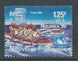 Nieuw-Caledonië, Yv 709 Jaar 1995,  Gestempeld, Zie Scan - Nouvelle-Calédonie