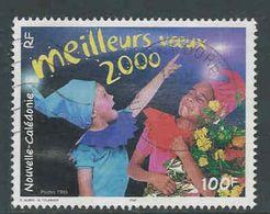 Nieuw-Caledonië, Yv 811 Jaar 1999,  Gestempeld, Zie Scan - Nouvelle-Calédonie