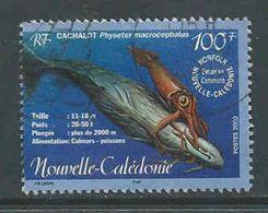 Nieuw-Caledonië, Yv 877 Jaar 2002,  Gestempeld, Zie Scan - Nouvelle-Calédonie
