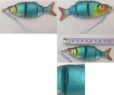Decorative Strap : Fish - Charms