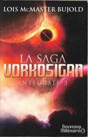 N. Millénaires - BUJOLD, Lois McMaster - Saga Vorkosigan, 3 (BE+) - J'ai Lu