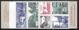 Sweden - 1979 6,90Kr Stamp Booklet - Gota Canal Se Tenant MNH - Carnets