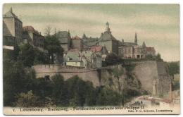 Luxembourg - Breitenweg - Fortification Construite Sous Philippe II - Luxembourg - Ville