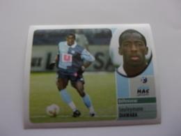 PANINI FOOT 2003 HAC Havre Athletic Club Souleymane Diawara - Panini