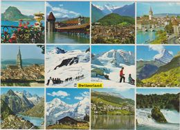 SUISSE,SWITZERLAND,SWISS,HELVETIA,SCHWEIZ,SVIZZERA - Suisse