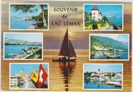 SUISSE,SWITZERLAND,SWISS,HELVETIA,SCHWEIZ,SVIZZERA,LAC LEMAN - Suisse