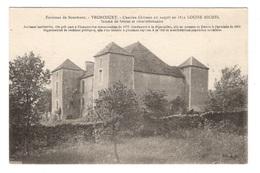 54 MEURTHE ET MOSELLE - VRONCOURT Ancien Château Où Naquit Louise Michel... - Frankreich