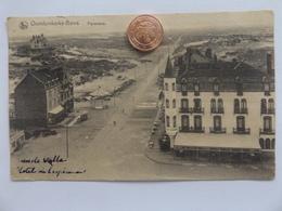 Oostduinkerke Bains, Panorama, Dunes, Hotel , 1920 - Oostduinkerke