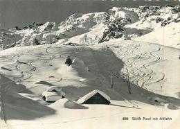D1146 Pizol Ski Lift - GL Glarus