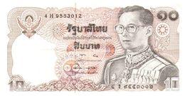 Billets > Thaïlande  > Année  ??  > Valeur 10 - Thailand