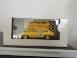Mini Miniera SS05 JAGUAR E TYPE TARGA FLORIO 88 SERIE SPECIALE NUOVO NEW IN BOX - Automobili