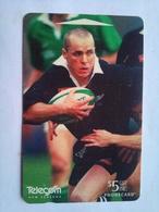 ADCB Christian Cullen All Blacks - New Zealand