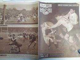But Et Club Miroir Des Sports 12 Janvier 1953 Cyclisme Grandes Ecuries Football Roche La Molière Alcyon Dilecta Gitane - Sport