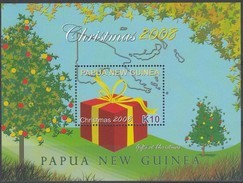 Papouasie Papua New Guinea 2008 Yvertn° Bloc 55 *** MNH Cote 11 Euro Noël Kerstmis Christmas - Papouasie-Nouvelle-Guinée
