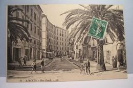 AJACCIO   -     Rue  Fresch - Ajaccio