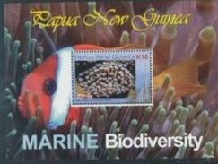 Papouasie Papua New Guinea 2008 Yvert Bloc 45 *** MNH Cote 9,70 Euro Faune Marine Life - Papouasie-Nouvelle-Guinée