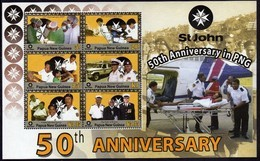 Papouasie Papua New Guinea 2007 Yvert Bloc 38 *** MNH Cote 10,50 Euro - Papouasie-Nouvelle-Guinée