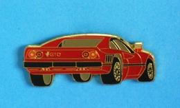 1 PIN'S  //  ** SUPERCAR ** FERRARI 288 GTO ** . (BI) - Ferrari